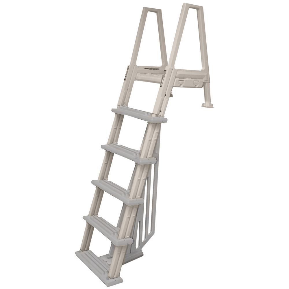 Heavy Duty In-Pool Deck Ladder