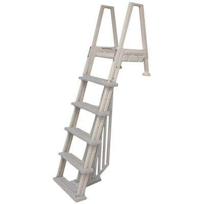 Heavy Duty In-Pool Deck Ladder