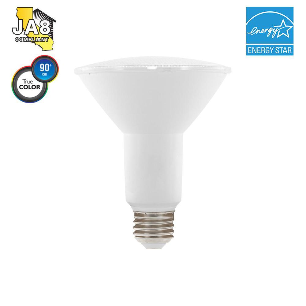 75W Equivalent PAR30 Dimmable LED Light Bulb, Warm White