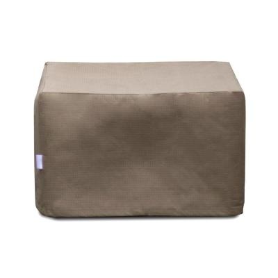 41 in. L x 41 in. W x 18 in. H Patio Square Small Table Cover
