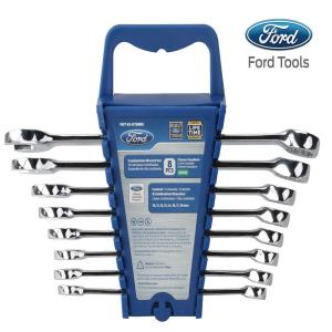 Metric Combination Wrench Set (8-Piece) by