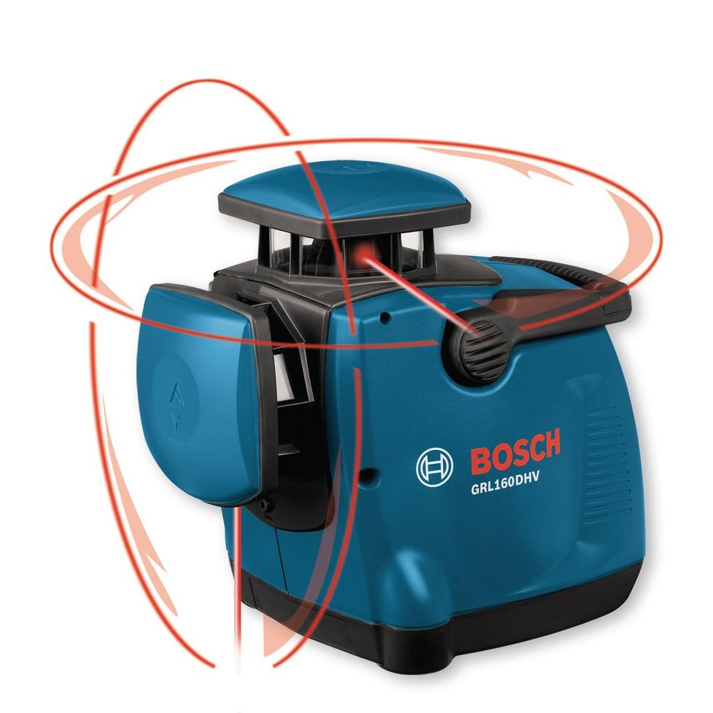 Bosch Dual Axis Self Level Rotary Laser