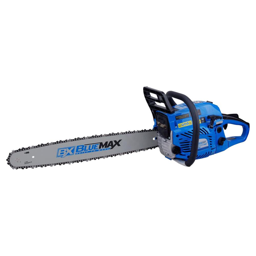 Blue Max 22 in  57cc Gas Chainsaw