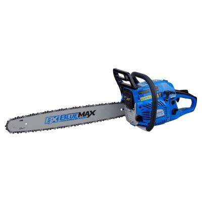 22 in. 57cc Gas Chainsaw