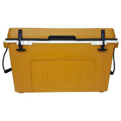 55 Qt. Caterpillar Cooler in Machine Yellow