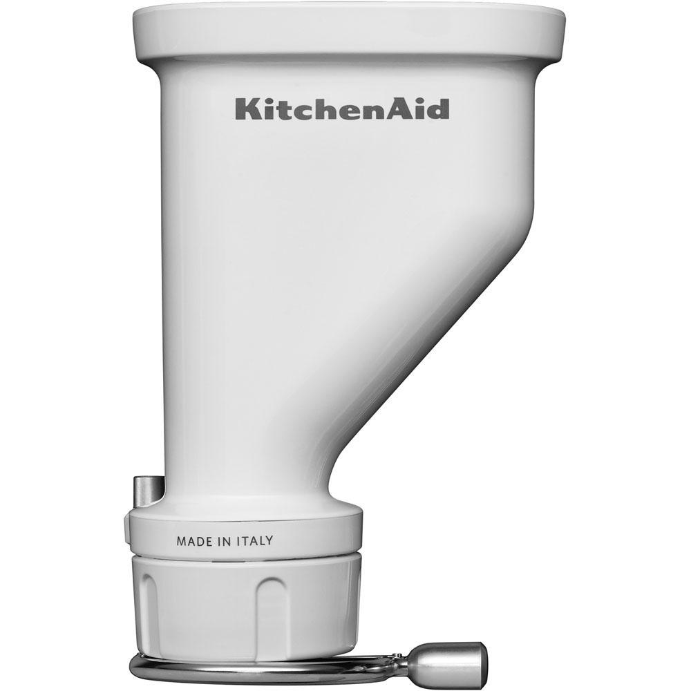 KitchenAid White Gourmet Pasta Press Attachment for KitchenAid Stand Mixer KSMPEXTA - The Home Depot
