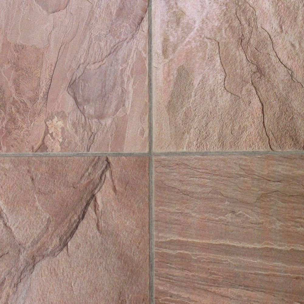 Innovations Copper Slate 8 mm Thick x 11-3/5 in. Wide x 46-3/10 in. Length Click Lock Laminate Flooring (22.27sq. ft./case)