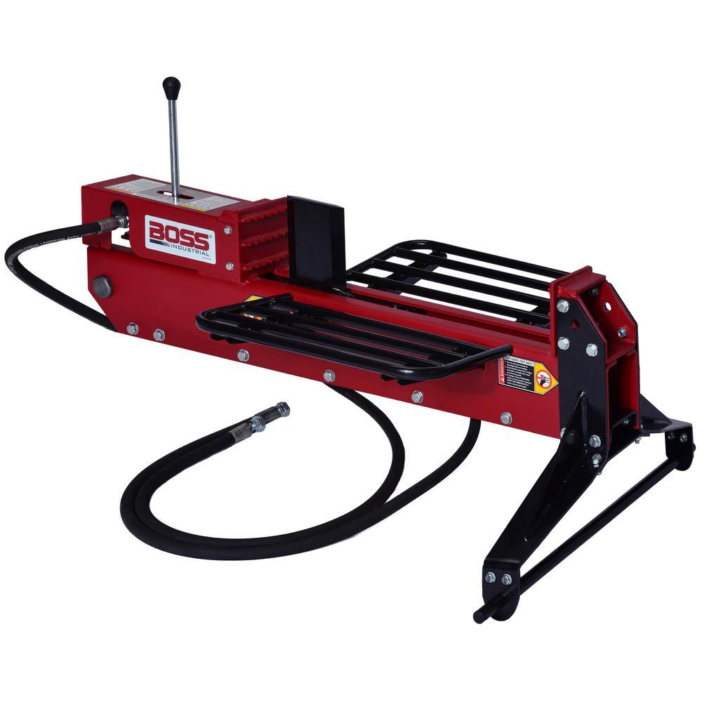 13-Ton 3-Point Hitch Dual Action Log Splitter