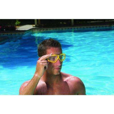 EZ Fit DLX Sport Swimming Pool Goggles