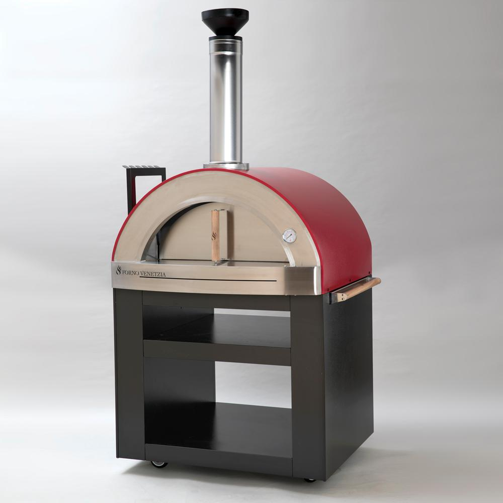 Torino 300 24 in. x 32 in. Wood Burning Oven with
