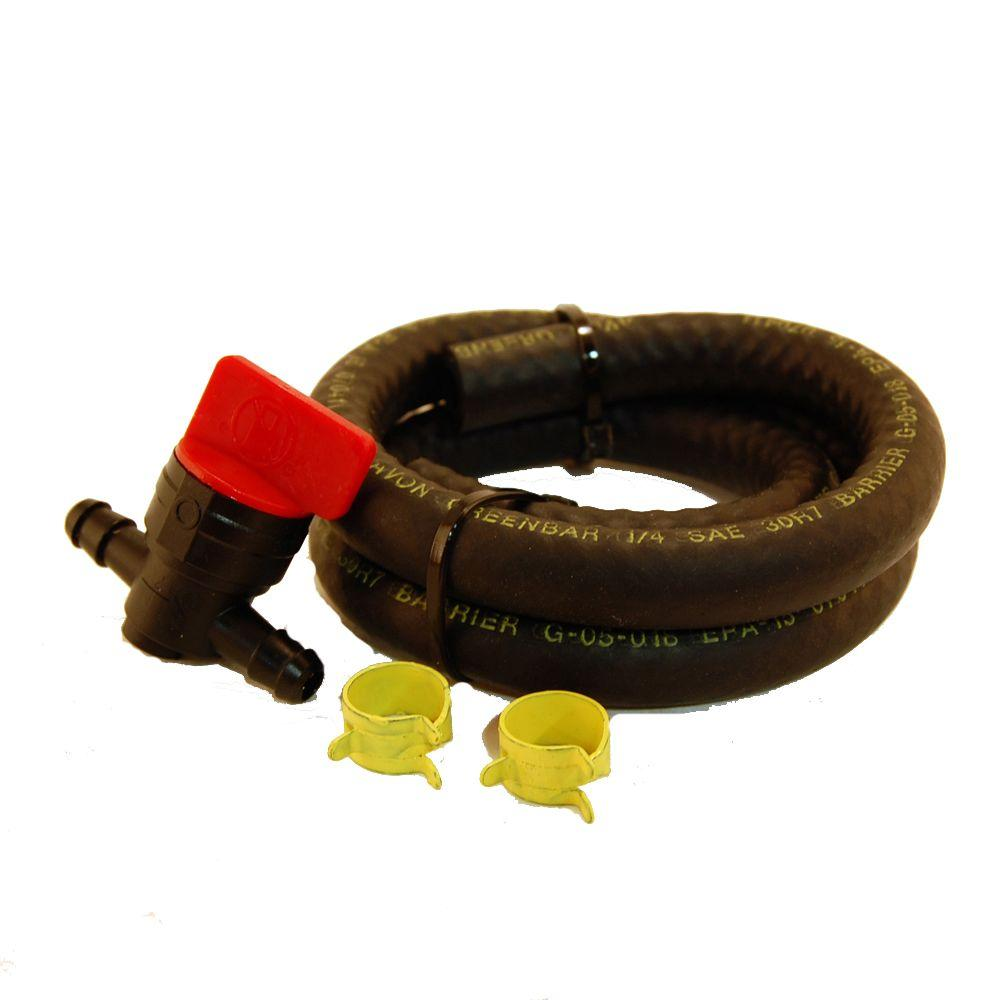 Universal Gas Shut off Valve