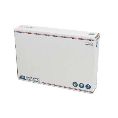 12.25 in. L x 3 in. W x 17.625 H Fold Over Flap Shipping Box