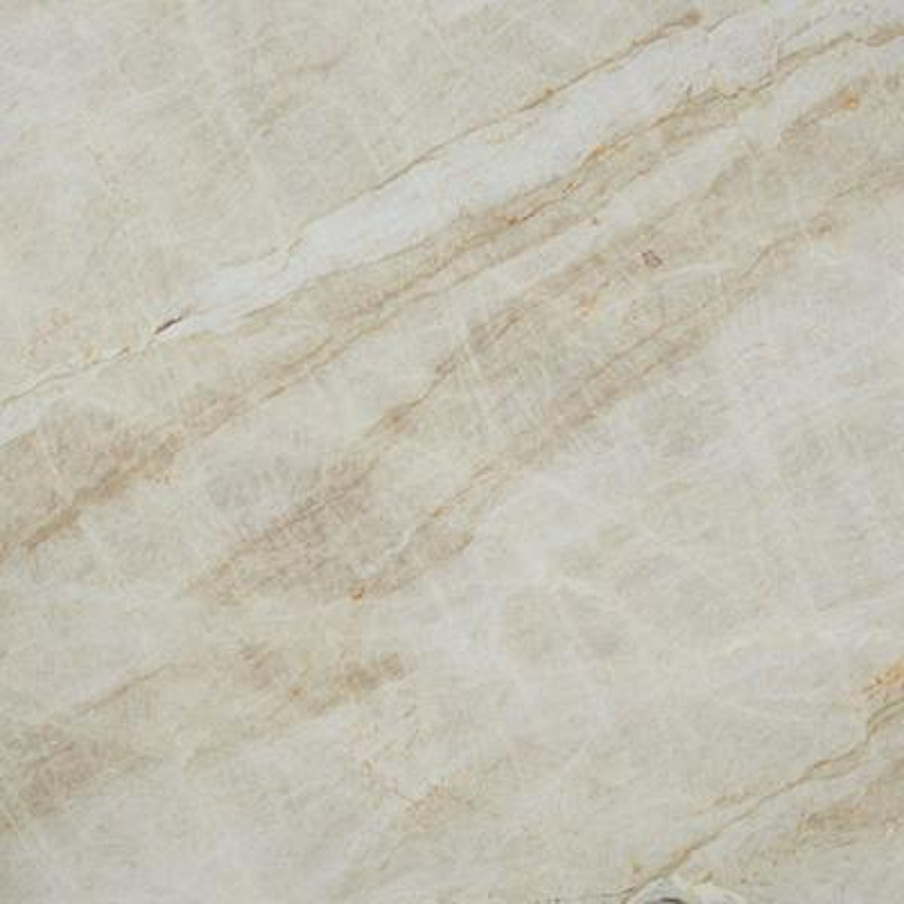 3 in. x 3 in. Quartzite Countertop Sample in Taj Mahal