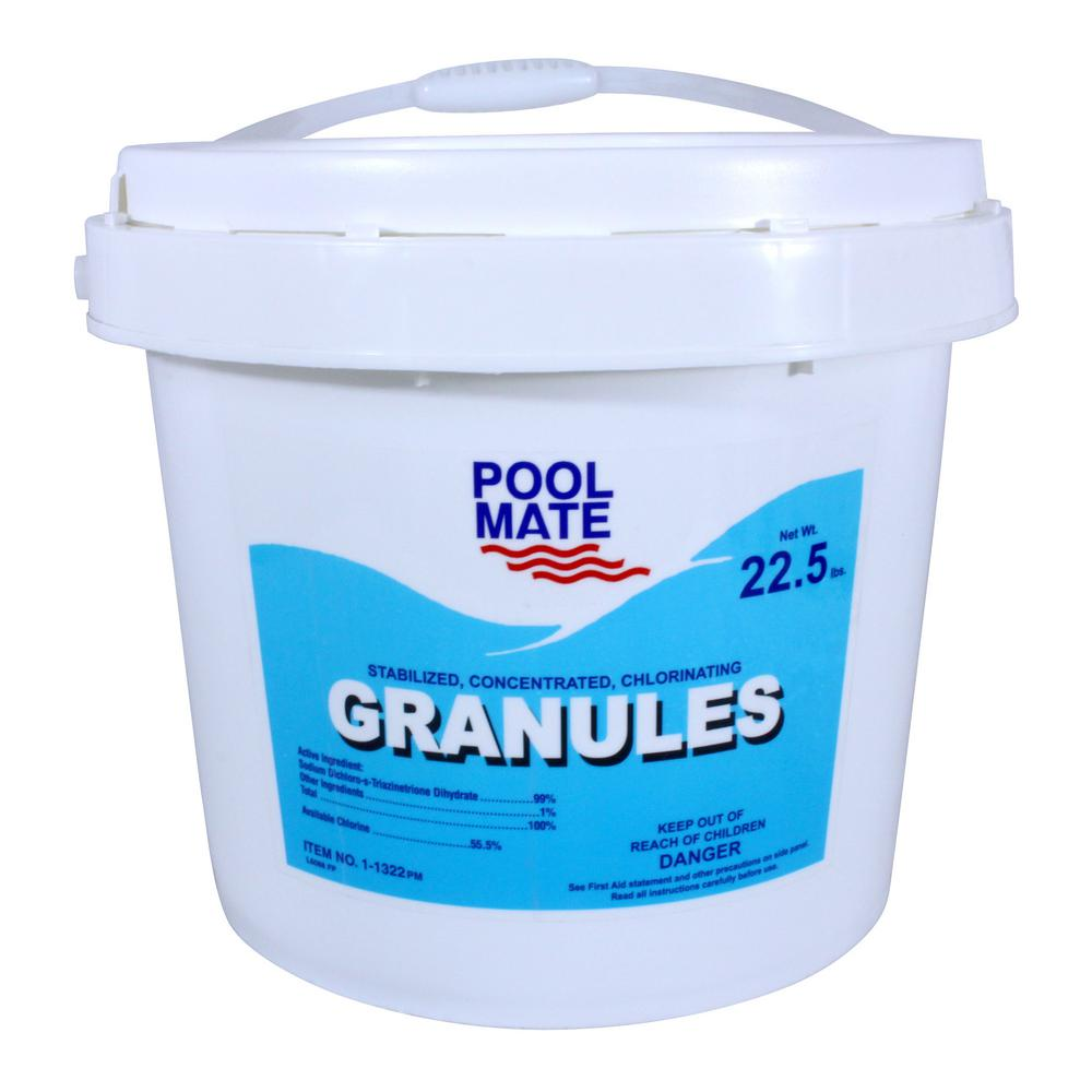 22 lb. Pool Concentrated Chlorinating Granules