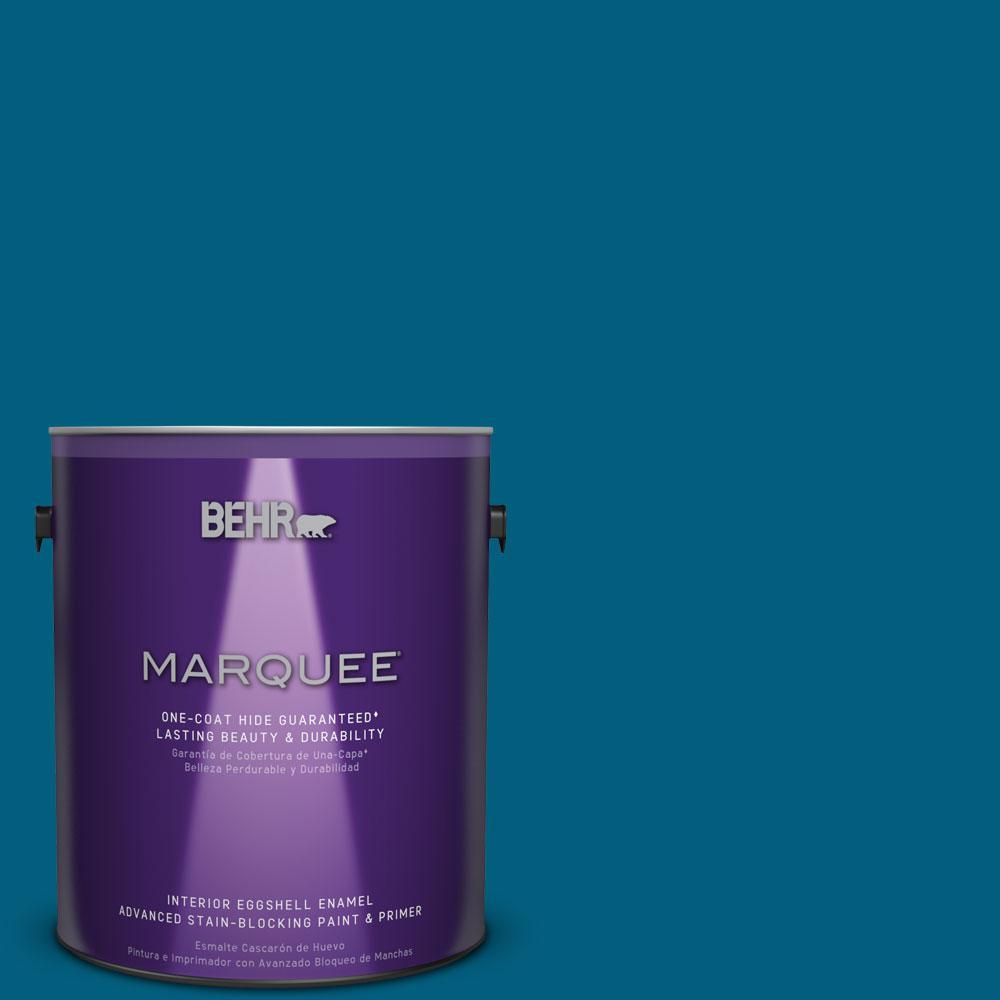 #MQ5-62 Blue Edge Paint