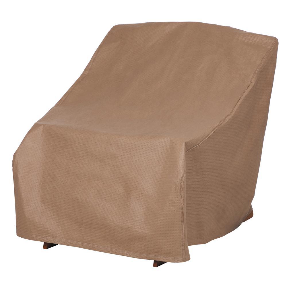 Essential 34 in. W x 36 in. D x 36 in. H Adirondack Chair Cover