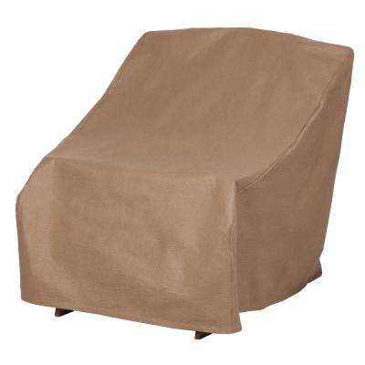 Essential 34 in. W x 36 in. D x 36 in. H Adirondack Chair Cover