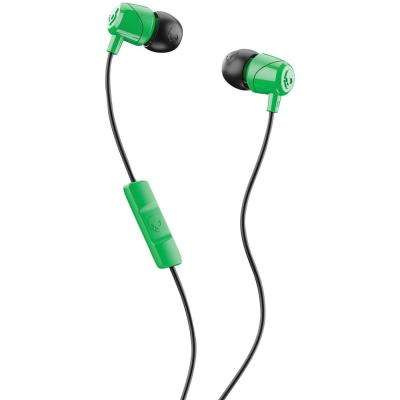 Jib In-Ear Earbuds with Microphone in Green
