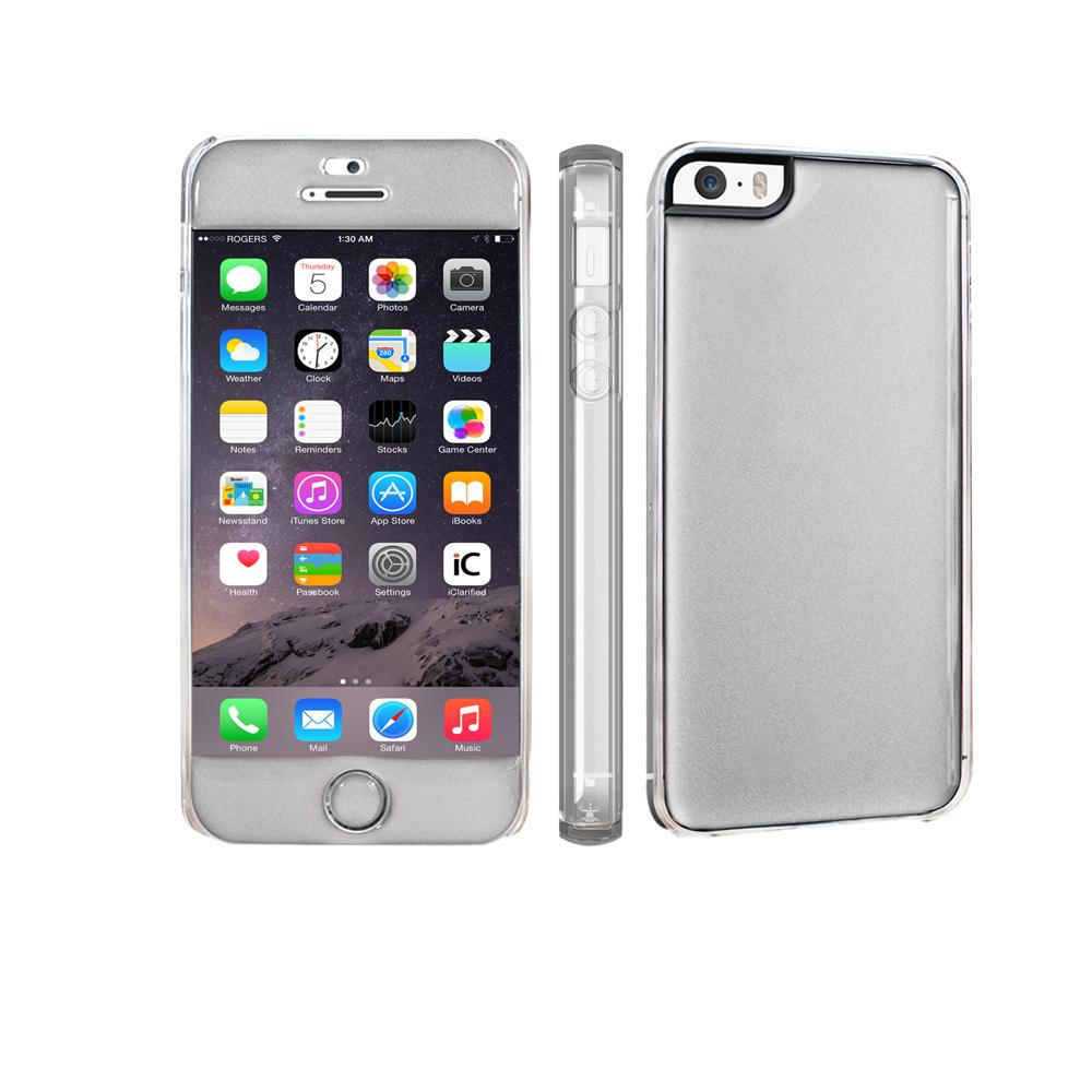 Anti Gravity iPhone 5/5S Silver Selfie Cases and Phone Accessories ((5-Piece)