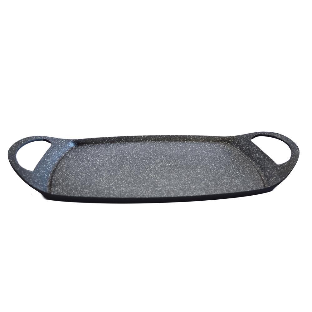 Bio Stone Cast Aluminum Grill Plate
