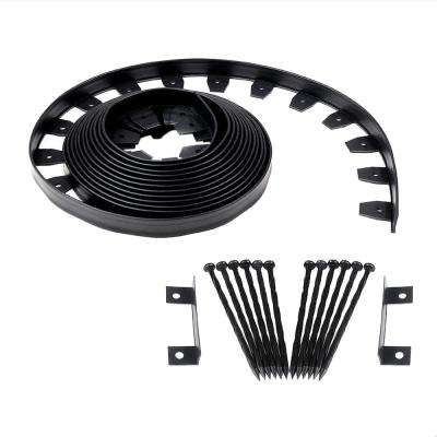 (6) 40 ft. Coils, 240 Total Feet Heavy Duty No-Dig Edging Kit