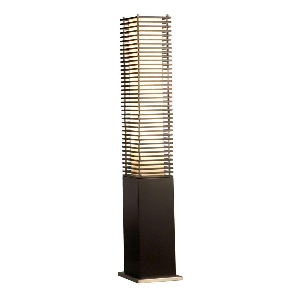 Kimura 54 in. Accent Floor Lamp