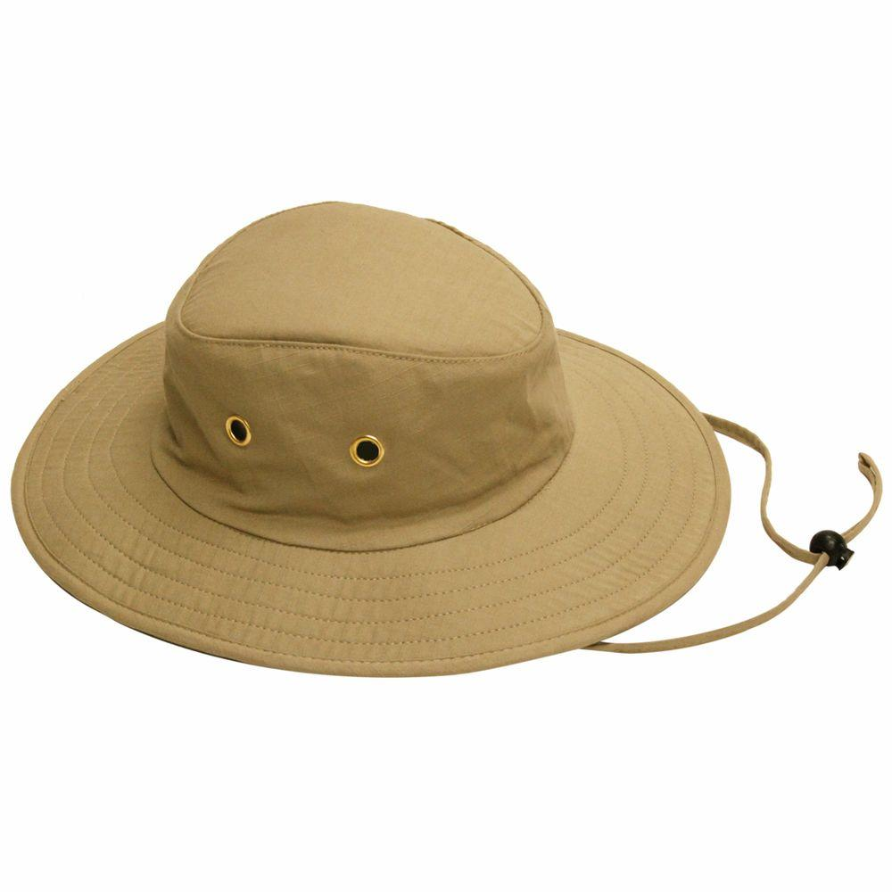 Canvas Walker Men\'s Hat-MC0005 - The Home Depot