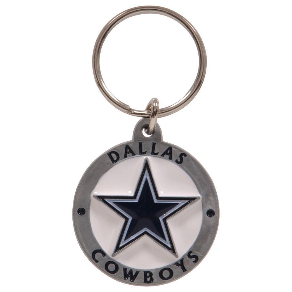 Hillman Nfl Dallas Cowboys Key Chain