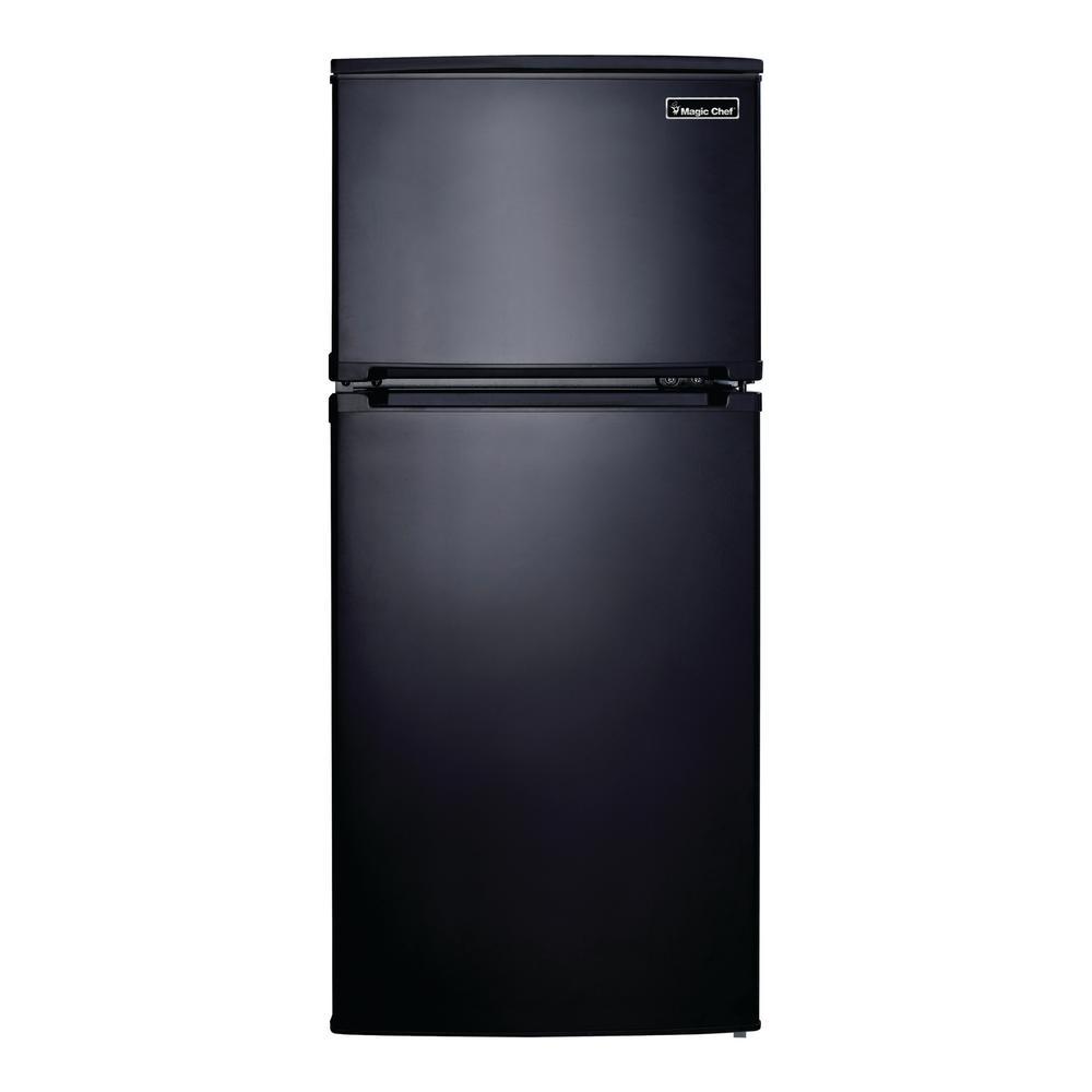 Magic Chef 4 3 Cu Ft Mini Refrigerator In Black