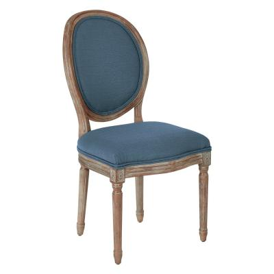 Lillian Oval Back Chair