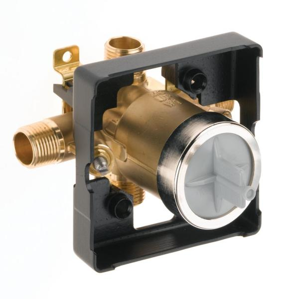 MultiChoice Universal Tub and Shower Valve Body Rough-in Kit with Screwdriver Stops