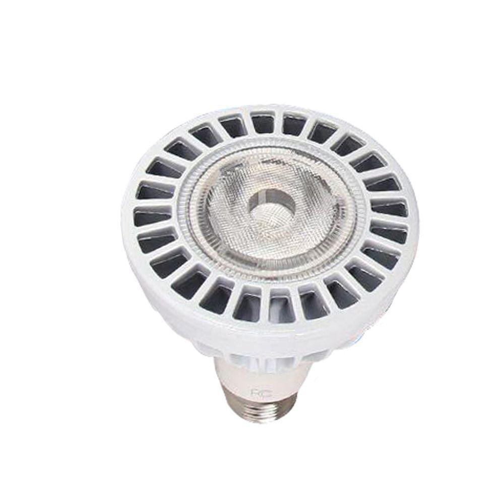 null 15-Watt (90W) PAR30 Daylight (5000K) LED Flood Light Bulb (4-Pack) (E)*