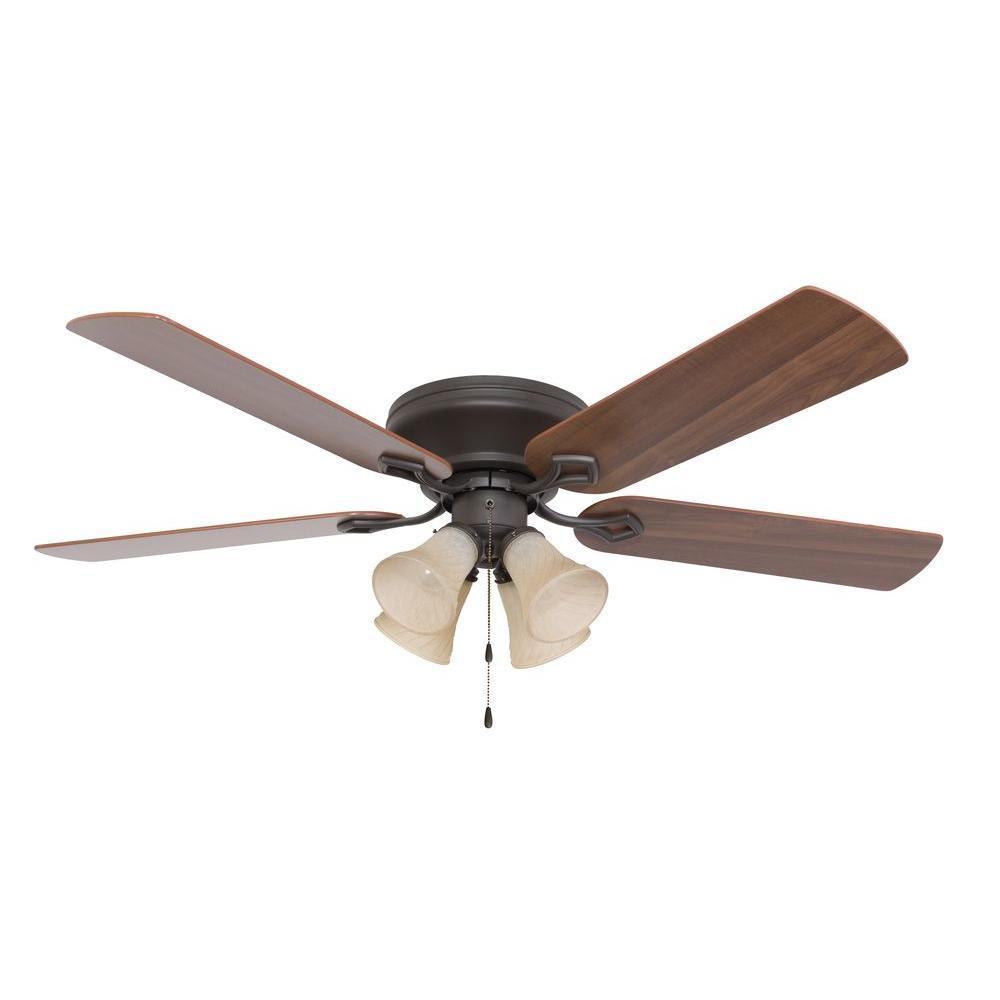Bennington 52 in. Bronze Ceiling Fan