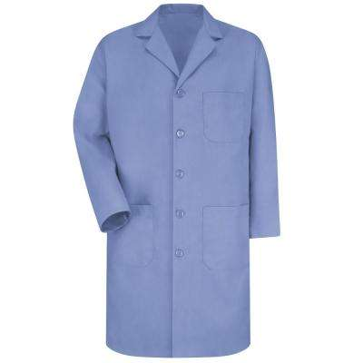 Men's Size 44 Light Blue Lab Coat