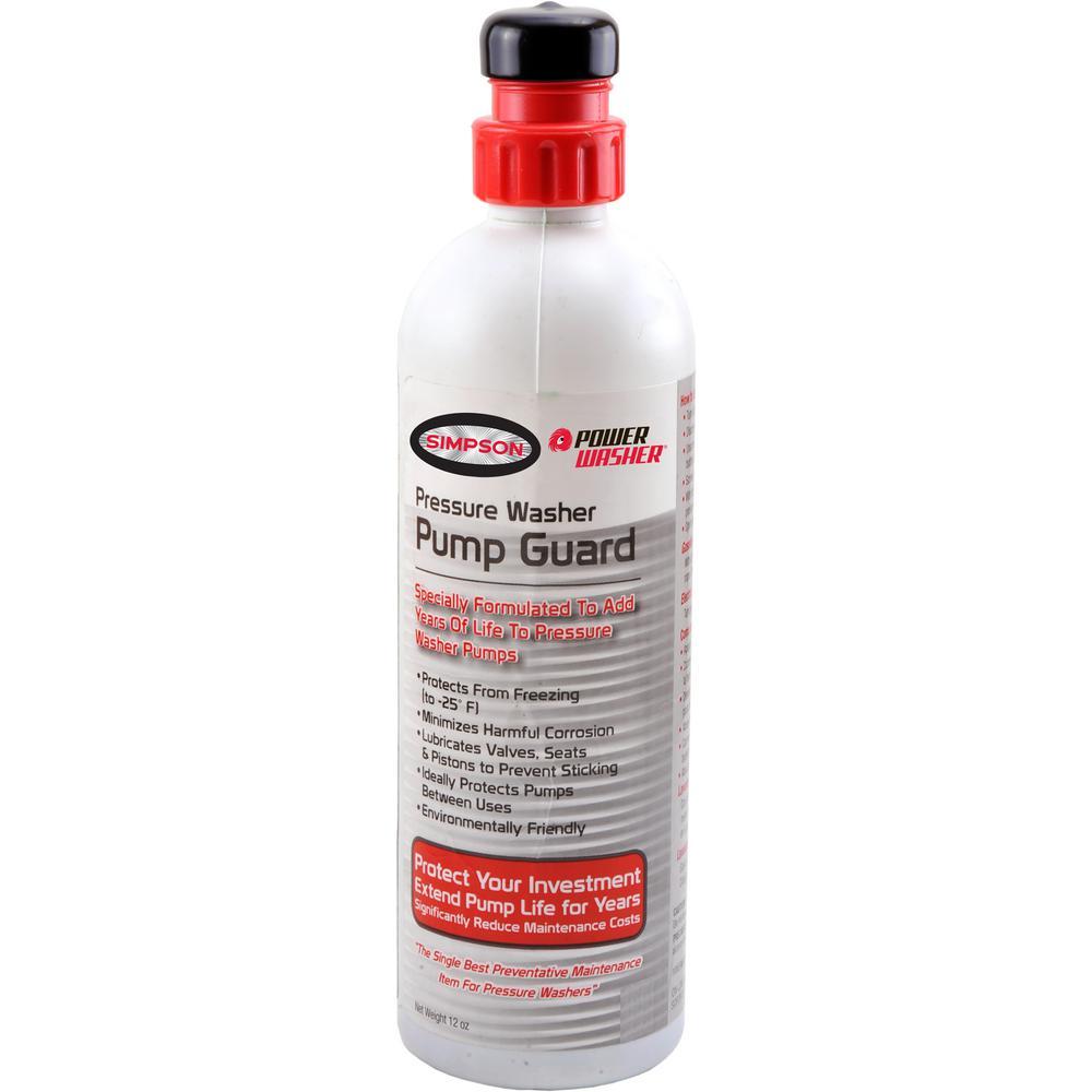 Powerwasher 12 oz. Pump Guard