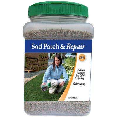 1.5 lb. Sod Patch and Repair Seed