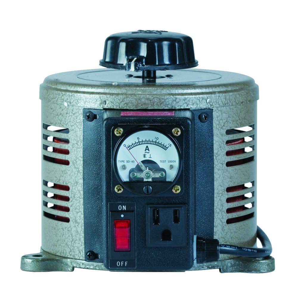 Can Filter Group 120-Volt Can-Trol Vari Voltage Controller