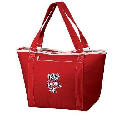 24-Can Wisconsin Badgers Topanga Cooler Tote