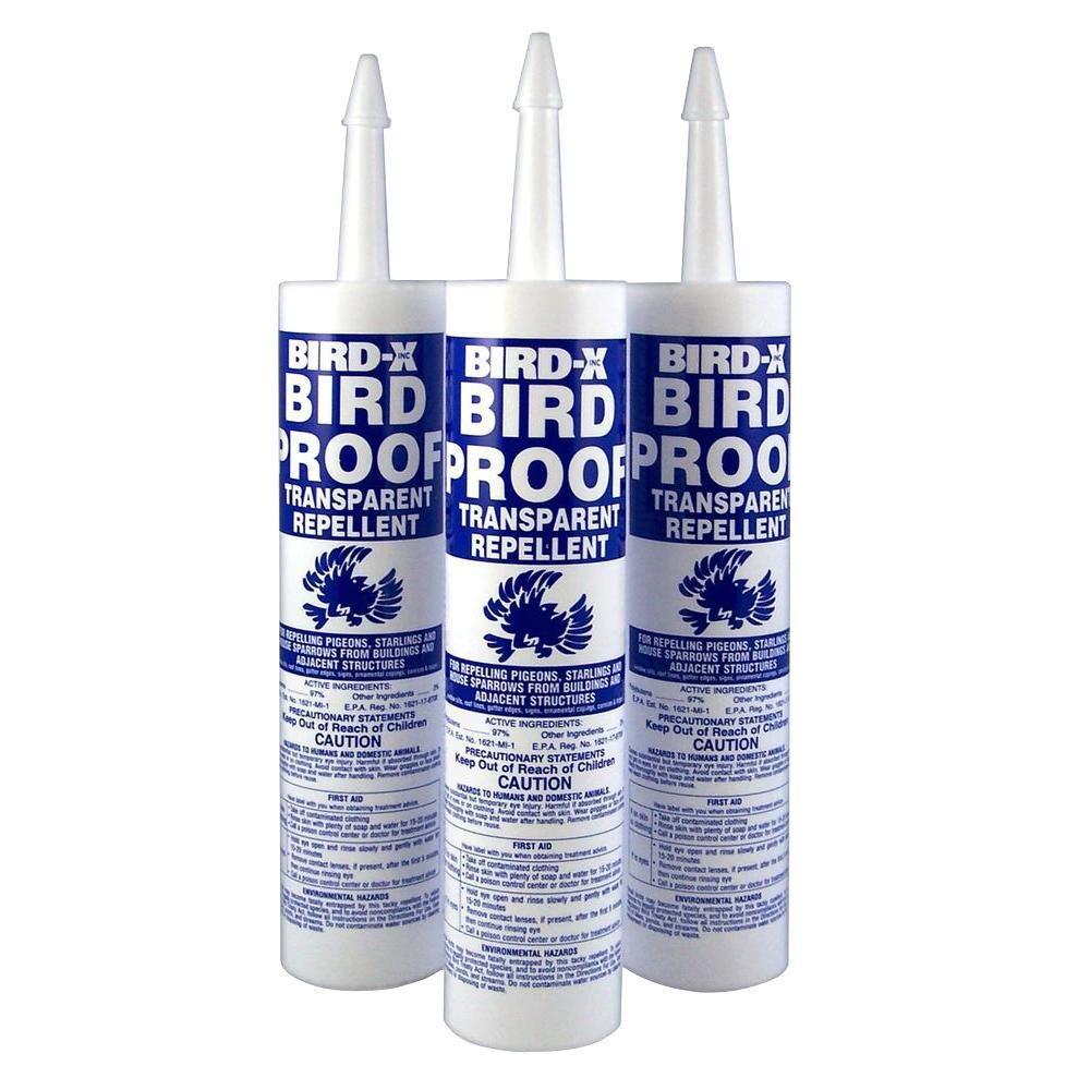Bird-X Bird Repellent Gel Repellent (3