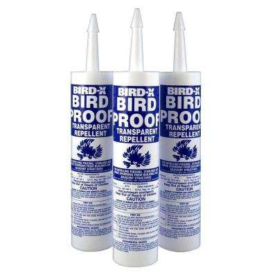 Bird Repellent Gel Repellent (3-Pack)
