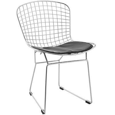 CAD Black Dining Side Chair