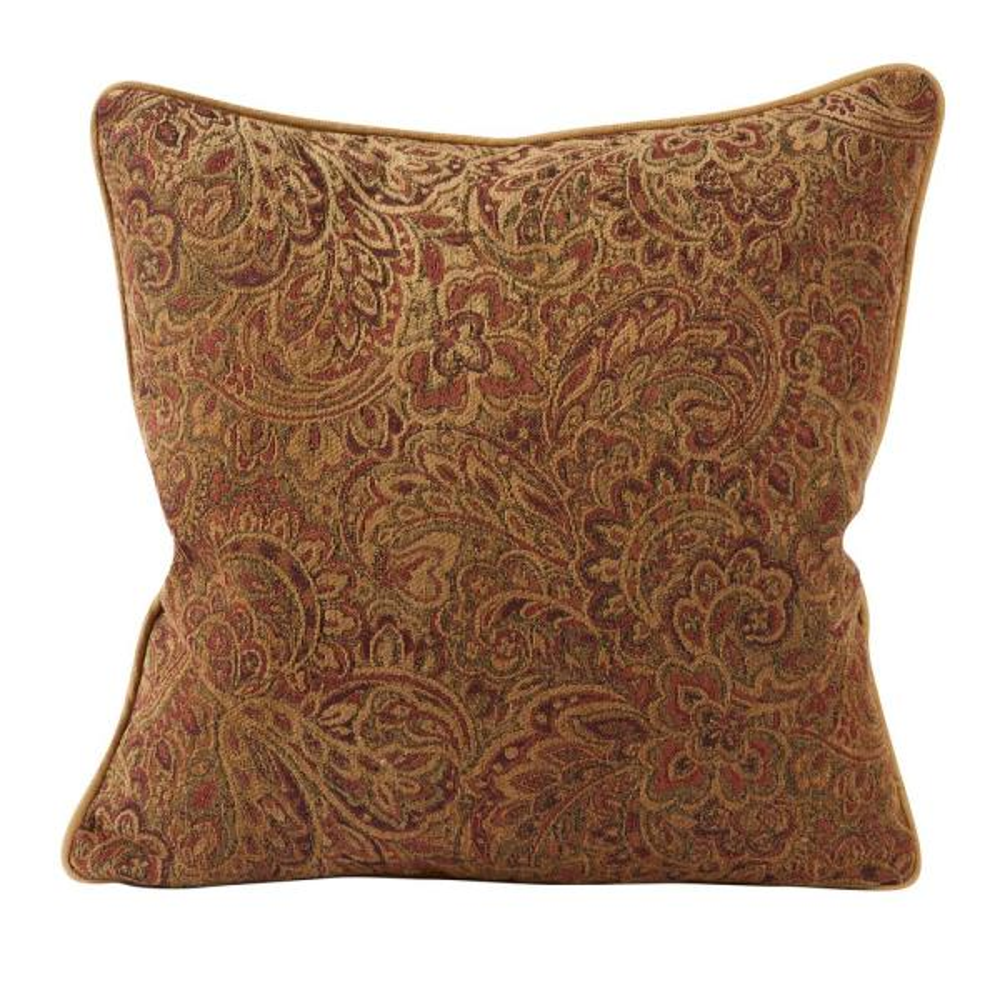 Vesper Lane Paisley Throw Pillow