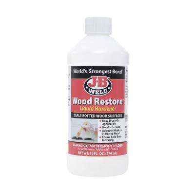 16 oz. Wood Restore Liquid Hardener (Case of 6)