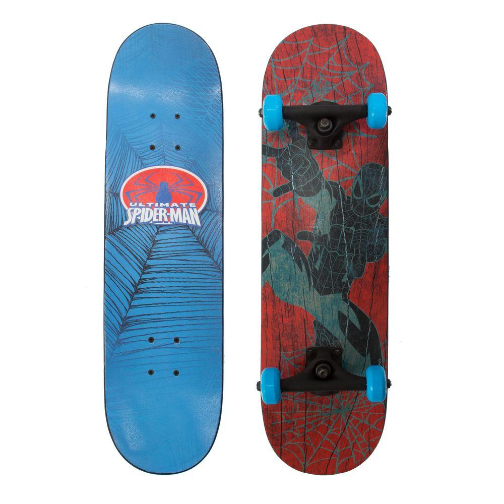Ultimate Spider-Man 28 in. Complete Skateboard