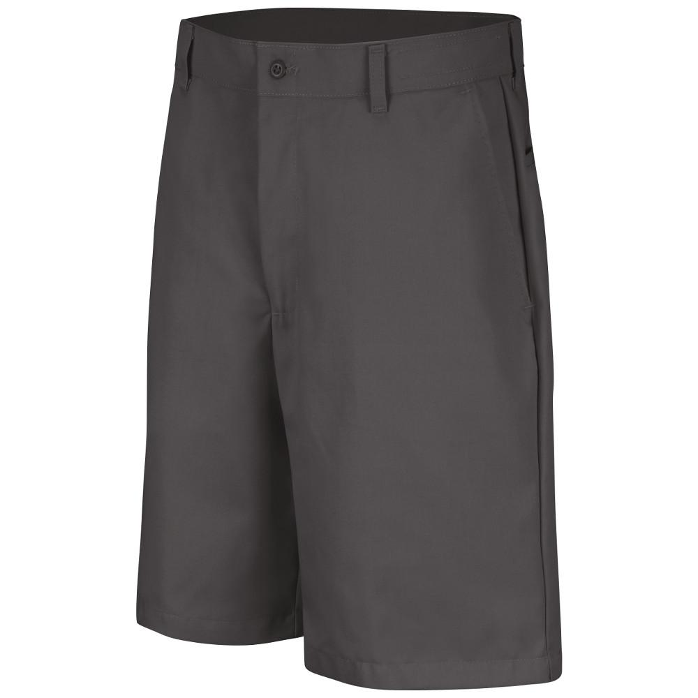 Red Kap Uniforms Men's Size 31 in. x 10 in. Charcoal (Gre...