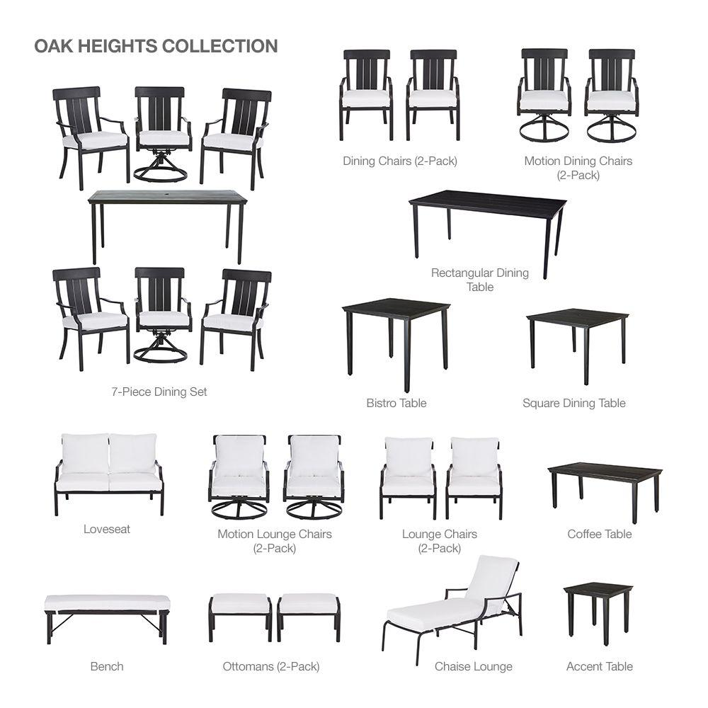 Englewood Heights 7 Piece Outdoor Dining Set At Home