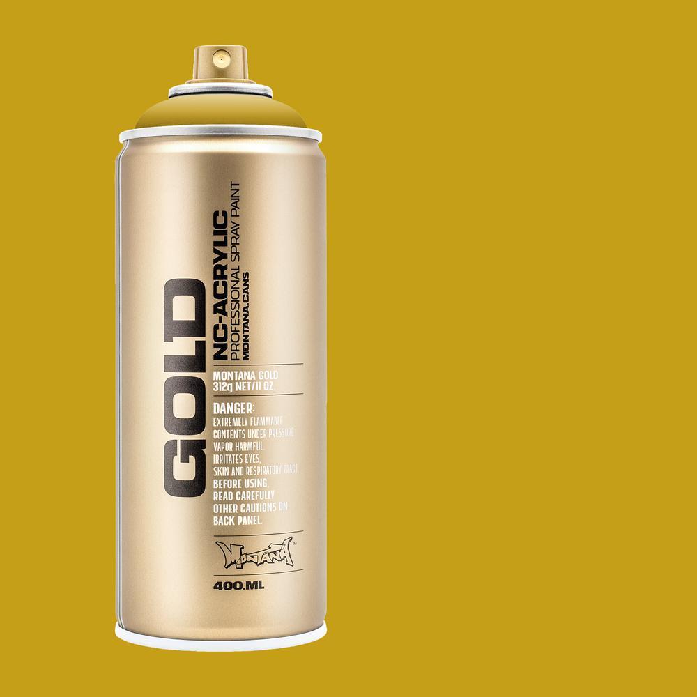 13 oz. GOLD Curry Spray Paint