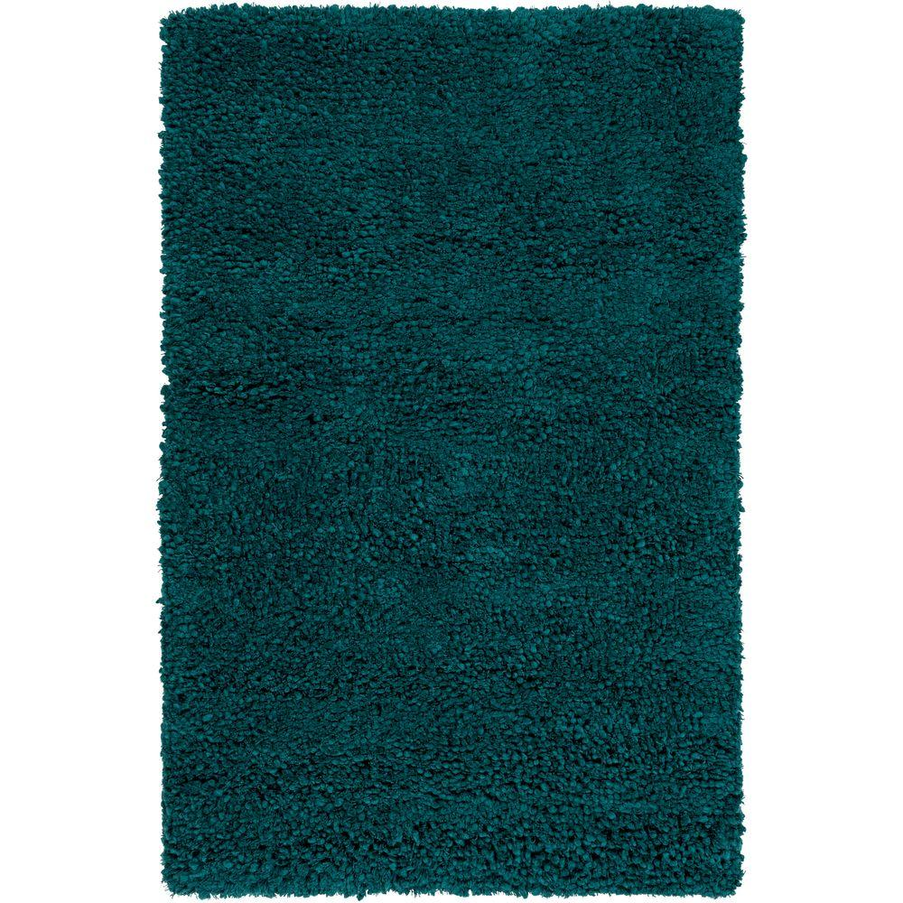 Galway Teal 3 ft. 6 in. x 5 ft. 6 in.