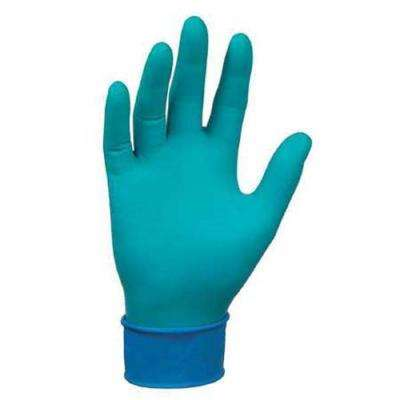 Chem 3 93-260 Large Chemical Resistant Disposable Gloves (6 Gloves per Pack)