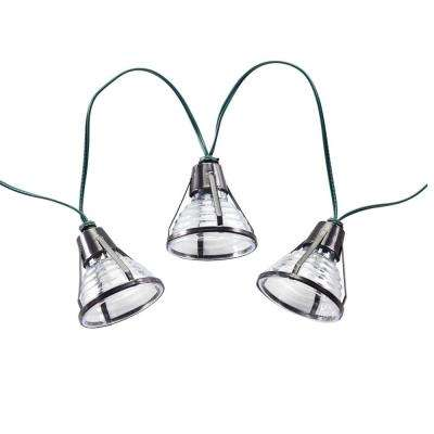 Bente Lantern Solar String Light Set with Stake (20-Piece)